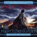 First Lord's Fury: Codex Alera, Book 6 (       UNABRIDGED) by Jim Butcher Narrated by Kate Reading