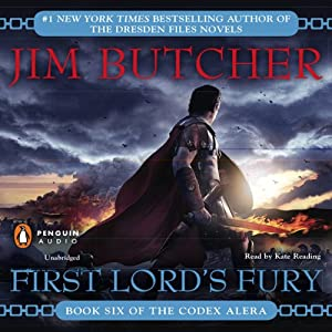 First Lord's Fury: Codex Alera, Book 6 | [Jim Butcher]