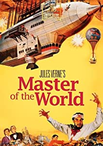 Master of the World [DVD] [1961] [Region 1] [US Import] [NTSC]