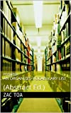img - for Hybrid: An Organized Vocabulary List book / textbook / text book