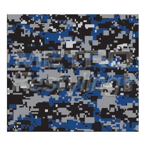 """Tiger Camouflage Vinyl Wrap Decal Adhesive-Backed Sticker Film 48""""x60"""