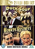 Duck Soup/Monkey Business [DVD]
