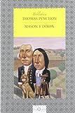 Image of Mason y Dixon (Spanish Edition) (Biblioteca Thomas Pynchon / Thomas Pynchon Library)