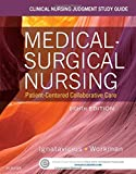 img - for Clinical Nursing Judgment Study Guide for Medical-Surgical Nursing: Patient-Centered Collaborative Care, 8e book / textbook / text book