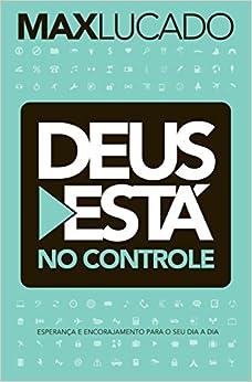 Deus Está no Controle. Sem Adesivo (Em Portuguese do Brasil): Max
