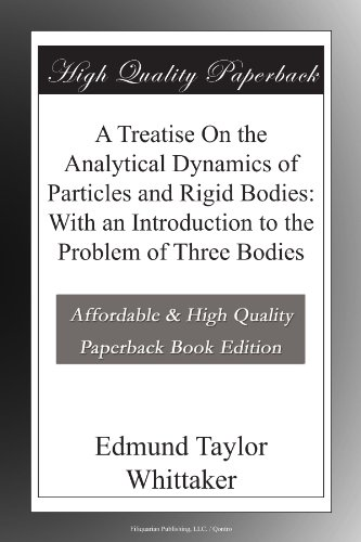 A treatise on analytical dynamics