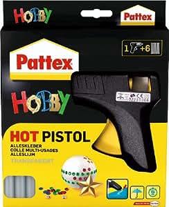 Pattex 1425723 Hot Pistol Kit de démarrage pistolet à colle