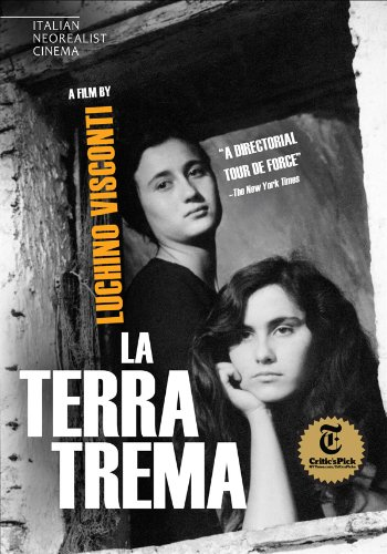 Cover art for  La Terra Trema