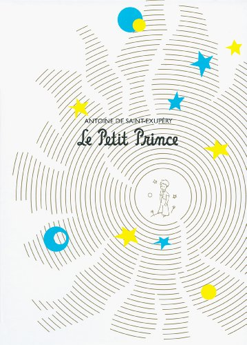 Le Petit Prince Anniversary edition with DVD  [Antoine de Saint-Exupery] (Tapa Dura)