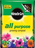 Scotts Miracle-Gro All Purpose Enriched Compost Bag, 50 L  from Scotts Miracle-Gro
