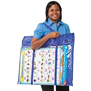 Deluxe Bulletin Board Storage Pocket Chart Carson-Dellosa Publishing