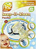 RaZbaby Keep-it-Kleen Pacifier, Bobby Bear