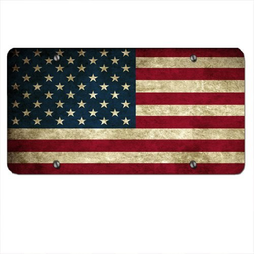 american-flag-art-car-tag-license-plate-by-space-plate