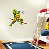 Teenage Mutant Ninja Turtles Wall Decal Room Decor 22