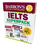 Barrons IELTS Superpack, 2nd Ed.