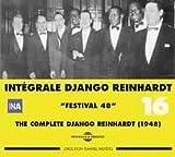 echange, troc Django Reinhardt - Intégrale Django Reinhardt Vol. 16 : Festival 48