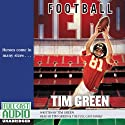 Football Hero: A Football Genius Novel Audiobook by Tim Green Narrated by Tim Green