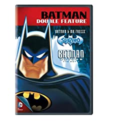 Batman & Mr Freeze: Subzero / Batman Beyond: Movie