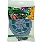 Luster Leaf Rapiclip Extra Long Garden Plant Twist Tie - Approx 164 Ft. #846 (Pack Of 12)