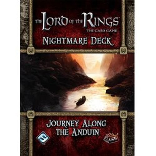 Lord of the Rings LCG: Journey Along the Anduin Nightmare Deck