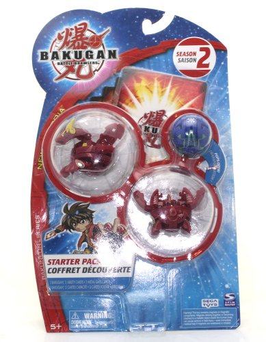 Bakugan Battle Brawlers Season 2 Bakuneon Series