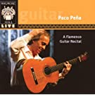 A Flamenco Guitar Recital