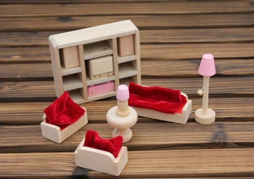 Doll Furniture Wooden