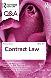 Q&A Contract Law 2013-2014