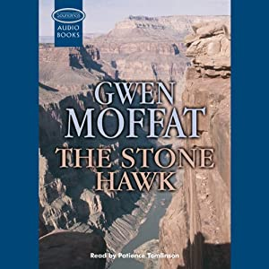 The Stone Hawk   [Gwen Moffatt]