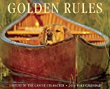 img - for Golden Rules 2014 Wall Calendar book / textbook / text book