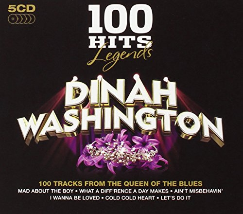 Dinah Washington - 100 Hits Legends-dinah Washington - Zortam Music
