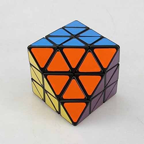 Strange-Shape Octahedron puzzle magic cube for kid child educational toy speed game (Nissan Lifting Kit compare prices)