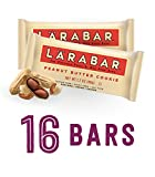 Larabar Gluten Free Snack Bar, Peanut Butter Cookie, 1.7 oz. Bars (16 Count)