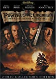 Pirates of the Caribbean - The Curse of the Black Pearl [DVD] [2003] [Region 1] [US Import] [NTSC]