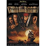 Pirates of the Caribbean: The Curse of the Black Pearl (Two-Disc Collector's Edition) ~ Johnny Depp