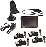 Orange Electronic P412A Retrofit Tire Pressure Monitoring System with GPS Navigation