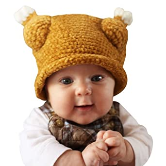 Melondipity's Baby Turkey Hat (0-6 months)