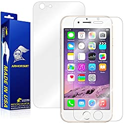 ArmorSuit MilitaryShield - Apple iPhone 6 Screen Protector (4.7