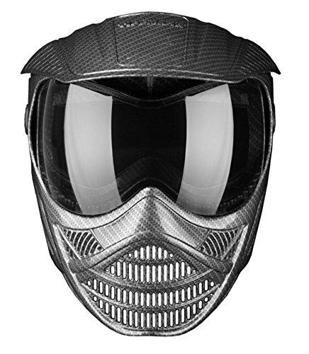 airsoft masks coloring pages | Tippmann Valor FX Paintball Goggle Mask - Carbon Fiber ...