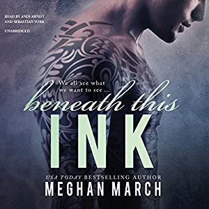 Beneath This Ink Audiobook