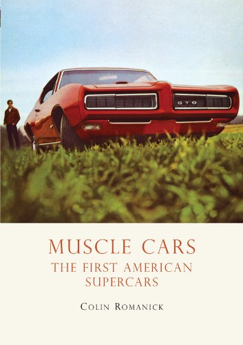 Gunstig Muscle Cars The First American Supercars Shire Library