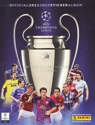 UEFA Champions League Sticker Album 2014-15 mit 96 (Champions League 15 Album compare prices)