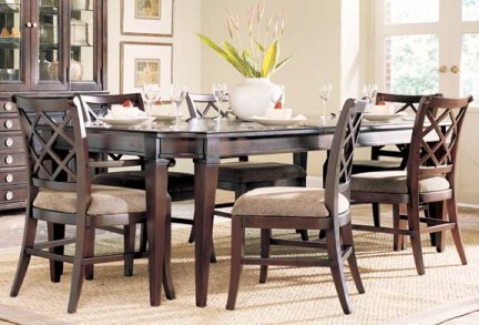 buy dining room furniture: Check Out Gramercy Park Dining Table by ...