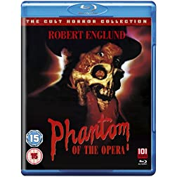Phantom of the Opera (1989) [PAL] (Region Free) [Blu-ray]