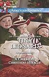 A Callahan Christmas Miracle (Callahan Cowboys Book 13)