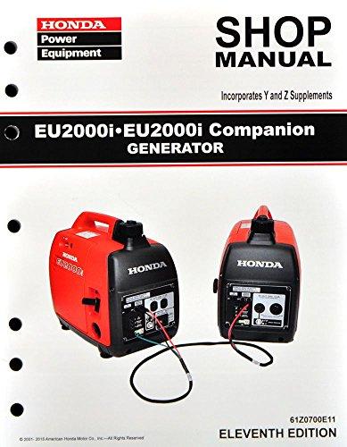 Honda Eu2000i Service And Repair Manual