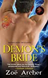 Demon's Bride (Hellraisers) by Zoe Archer