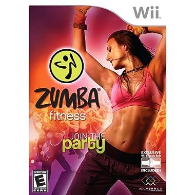 Product Image Zumba Fitness (Nintendo Wii)