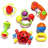 6 Pcs Baby Learning Developmental Musical Instruments Toy