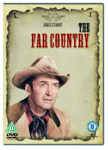 The Far Country - Westerns Collection 2011 [DVD]